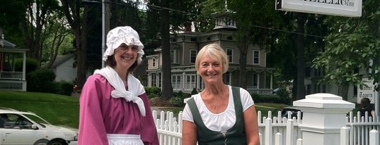 Keeler Tavern Museum is one of Revolutionary War Trip.