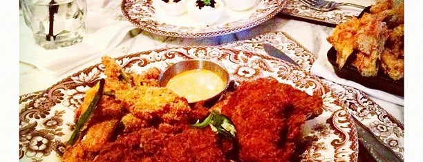 Sissy's Southern Kitchen & Bar is one of Dallas Observer 10X.