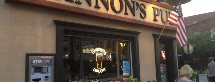 Gannon's Pub is one of Best Bars in Chicago to watch NFL SUNDAY TICKET™.