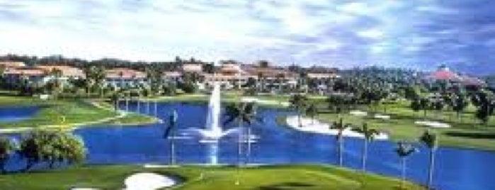 Doral Golf Course is one of Lieux sauvegardés par Rich.