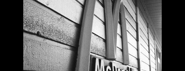 McDonald's is one of 💋💋Miss'in Beğendiği Mekanlar.
