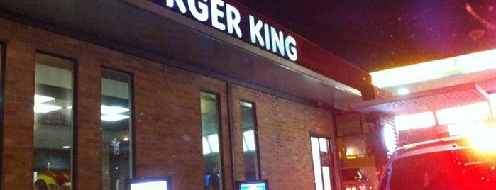 Burger King is one of Alphaville.