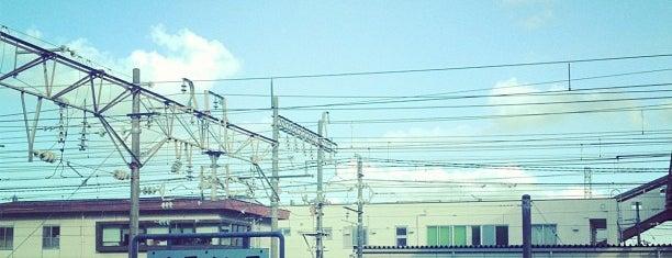 Kuroiso Station is one of JR 키타칸토지방역 (JR 北関東地方の駅).