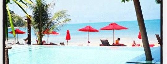 Anantara Rasananda Koh Phangan Villa Resort & Spa is one of Lieux qui ont plu à Dan.