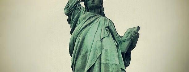 Statue de la Liberté is one of New York, New York.