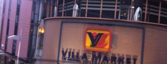 La Villa is one of Lugares favoritos de Chaimongkol.