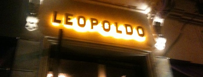 Leopoldo is one of Places to go....