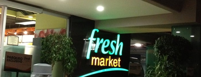 Fresh Market is one of Posti che sono piaciuti a Chia.
