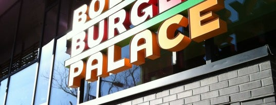 Bobby's Burger Palace is one of Food Around Penn's Campus.