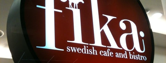 Fika Swedish Cafe and Bistro is one of Veggie choices in Non-Vegetarian Restaurants.