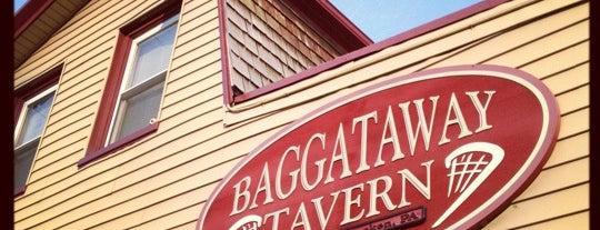 Baggataway Tavern is one of Orte, die Teenie gefallen.
