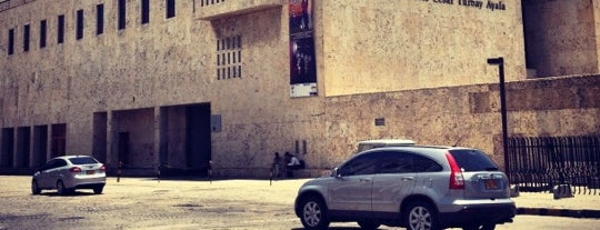 Centro de Convenciones Cartagena de Indias is one of สถานที่ที่ Ricardo ถูกใจ.