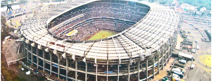 Estadio Azteca is one of Ciudad de México :: Entretenimiento.