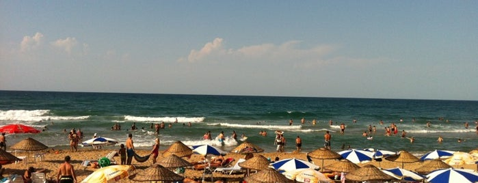 Aqua Beach is one of Lugares guardados de Gözde.