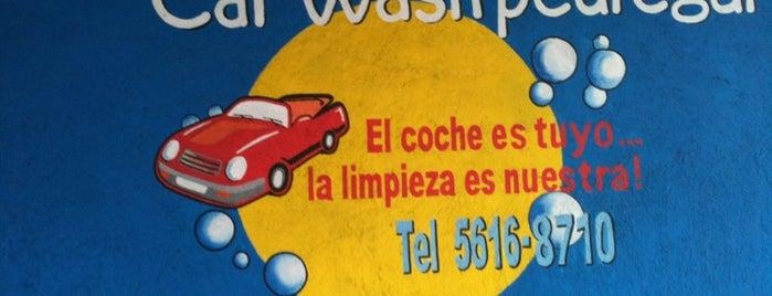 Car Wash Pedregal is one of Lugares favoritos de 叠戈 Adrian.