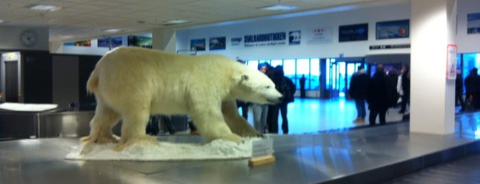 Svalbard Lufthavn (LYR) is one of Airports - Europe.