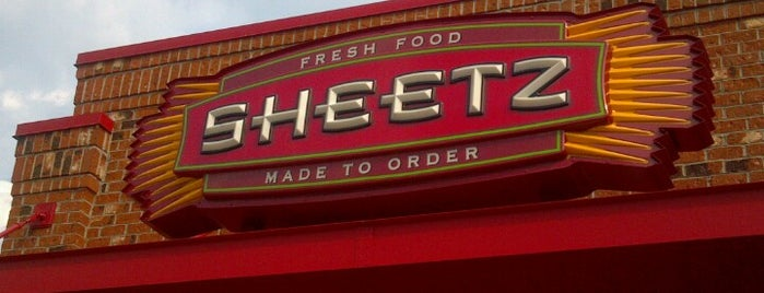 Sheetz is one of Nathan Daniel 님이 좋아한 장소.