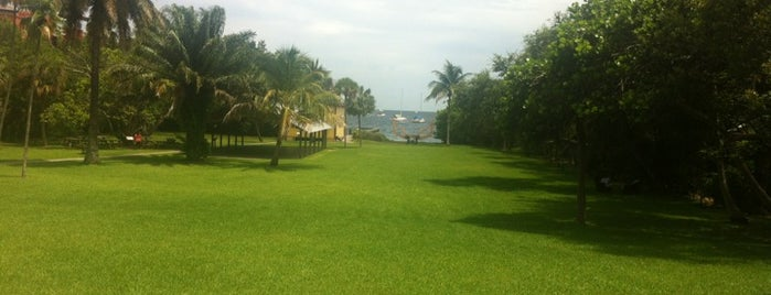 The Barnacle Historic State Park is one of Miami Recommendations.