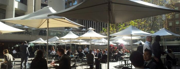 Australia Square is one of Food courts in Sydney.
