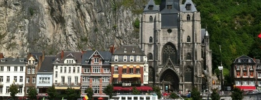 Citadelle de Dinant is one of Locais salvos de Frank.