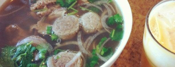 Pho Saigon is one of Austin.