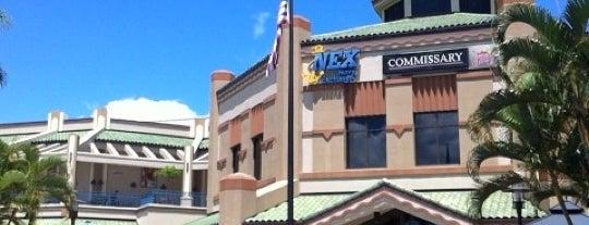 Navy Exchange is one of Hawaii.