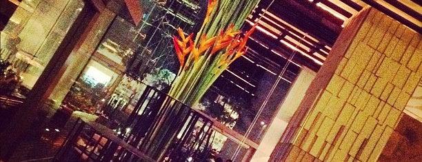 Flow is one of Ichiro's reviewed restaurants.