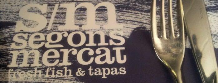 Segons Mercat is one of Barcelona.