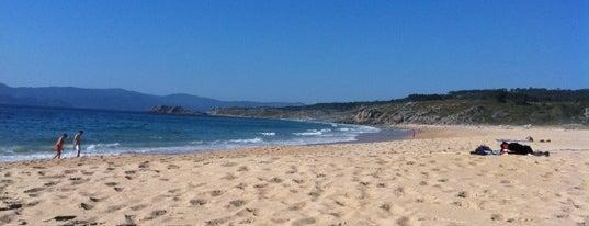 Playa de Queiruga is one of Playas de España: Galicia.
