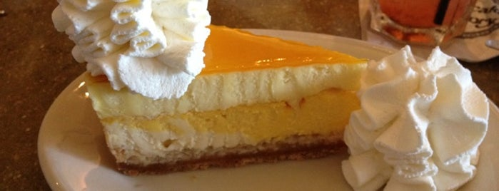 The Cheesecake Factory is one of Tasty Treats in Houston.