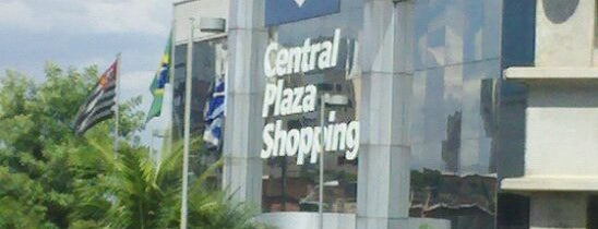 Central Plaza Shopping is one of Por aí em Sampa.