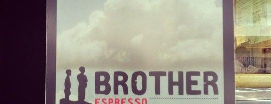 Brother Espresso is one of Orte, die Kat gefallen.