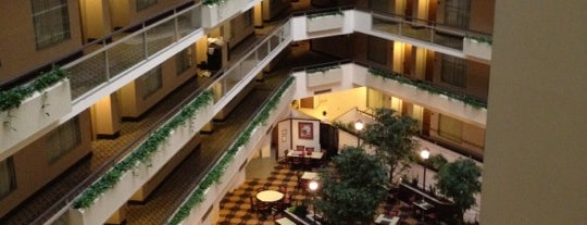 Embassy Suites by Hilton is one of Hopster's Hotels.