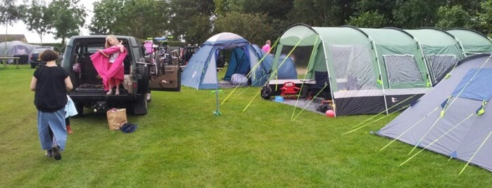 Cotswold View Caravan Park is one of Alexさんのお気に入りスポット.
