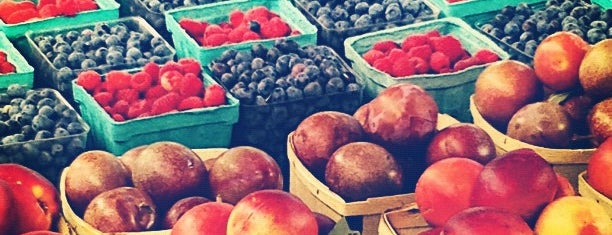 Flint Farmers' Market is one of Orte, die K. gefallen.