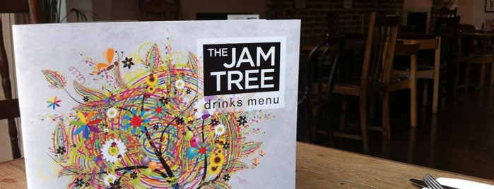 The Jam Tree is one of London to-dos.