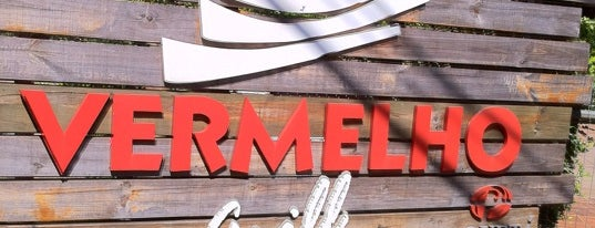 Vermelho Grill is one of Restaurantes Campo Grande - MS.