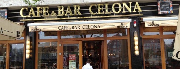 Café & Bar Celona is one of Posti che sono piaciuti a Adnan.