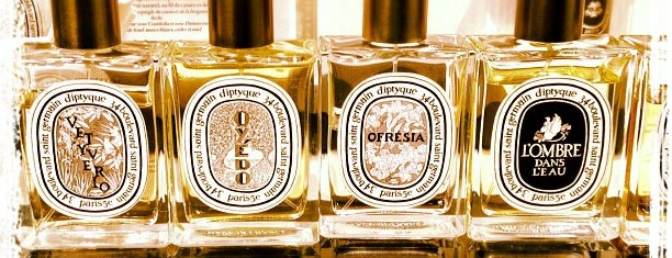 Diptyque is one of Paris Parfumeries.