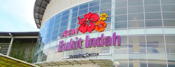 AEON Bukit Indah Shopping Centre is one of Charlie'nin Kaydettiği Mekanlar.