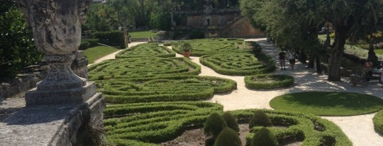 Vizcaya Museum and Gardens is one of Miami Lifestyle Guide.