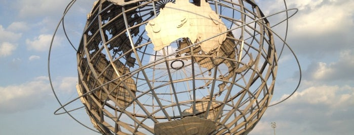 The Unisphere is one of NY To Do.