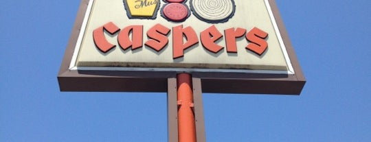 Caspers is one of East Bay Bites.