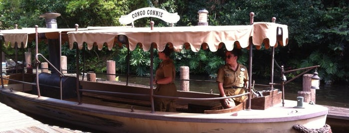 Jungle Cruise is one of Megan 님이 좋아한 장소.