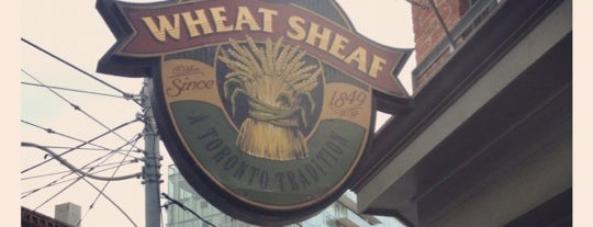 The Wheat Sheaf is one of Locais curtidos por Ceejay.