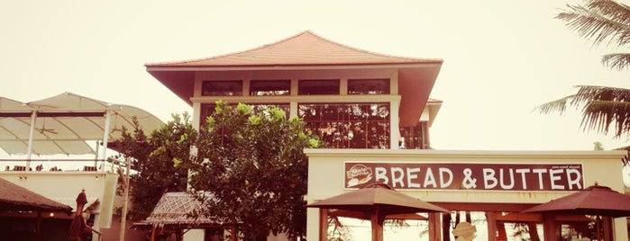 Bread & Butter is one of Thailand.