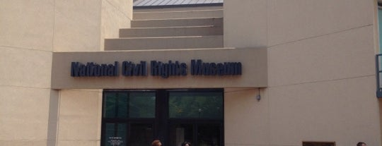 National Civil Rights Museum is one of Memphis.