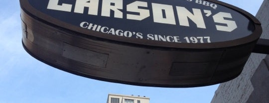 Carson's is one of Chicago Eats.