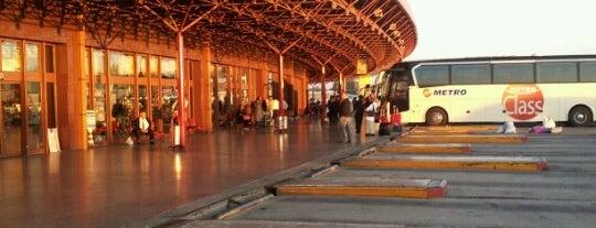 Eskişehir Şehirlerarası Otobüs Terminali is one of Lieux qui ont plu à İlaydaozylmz.