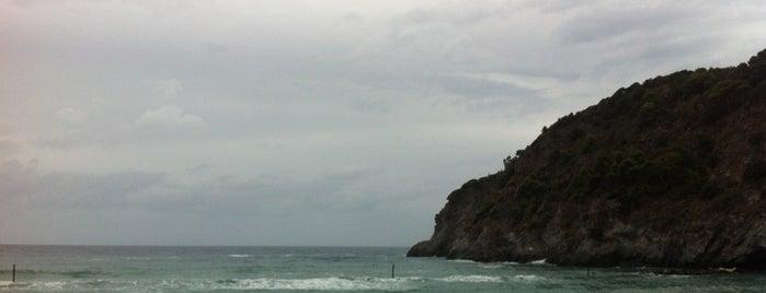 Spiaggia di San Francesco is one of Ischia.